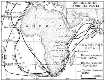 Ճանապարհորդության քարտեզը