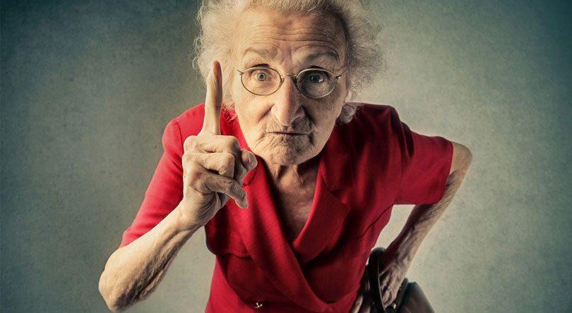 Գործարար տատիկը